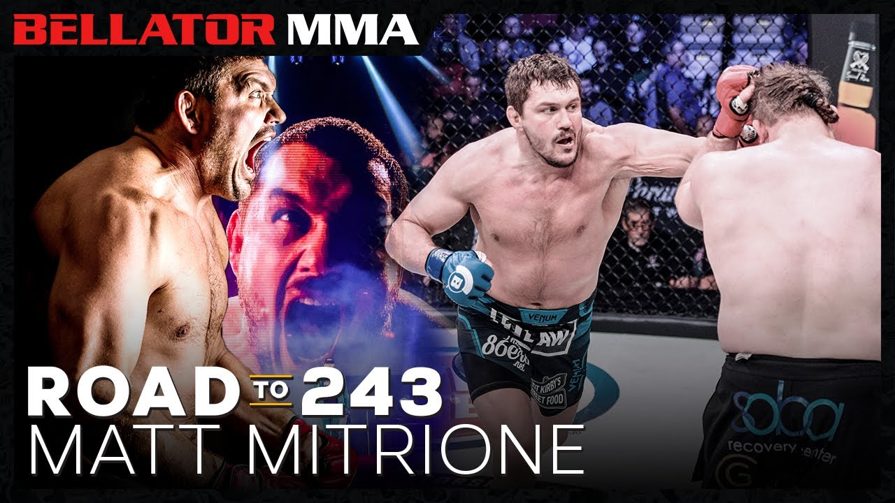 Road to 243: Matt Mitrione | Bellator MMA