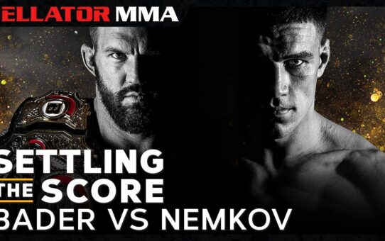 Settling the Score: Bader vs Nemkov