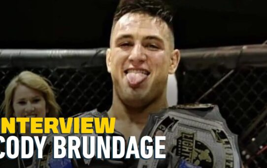 Cody Brundage Believes Pressure Is Squarely On William Knight's Shoulders At DWCS 31 – MMA Fighting