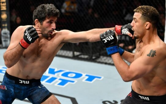 Top Finishes: Beneil Dariush