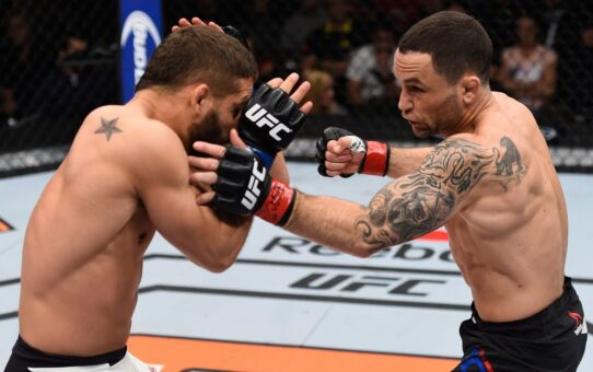 Top Finishes: Frankie Edgar