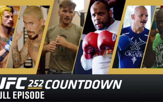 UFC 252 Countdown: Full Episode