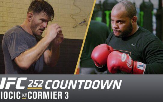 UFC 252 Countdown: Miocic vs Cormier 3
