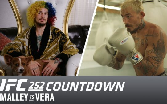 UFC 252 Countdown: O'Malley vs Vera