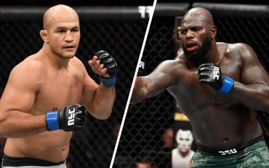 UFC 252: Dos Santos vs Rozenstruik – Preview