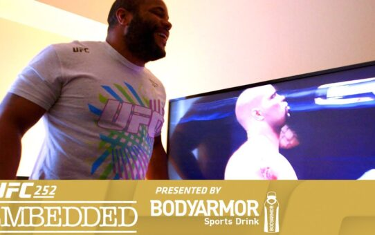 UFC 252 Embedded: Vlog Series – Episode 3