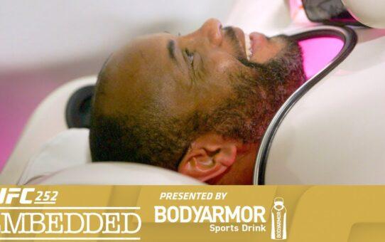 UFC 252 Embedded: Vlog Series – Episode 5