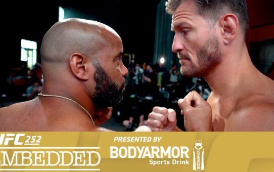 UFC 252 Embedded: Vlog Series – Episode 6
