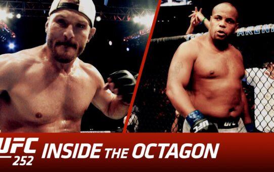 UFC 252: Inside the Octagon – Miocic vs Cormier 3