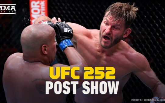 UFC 252 Post Fight Show – MMA Fighting