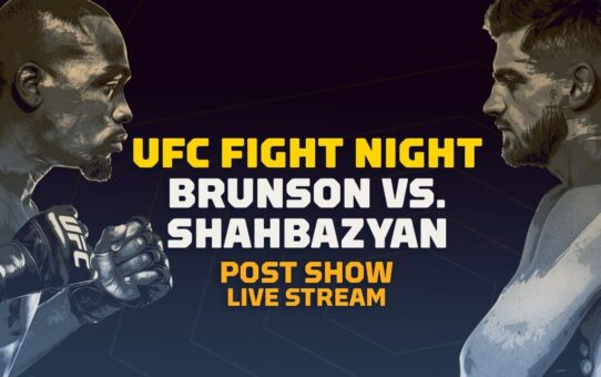 UFC Vegas 5 Post Show Live Stream – MMA Fighting