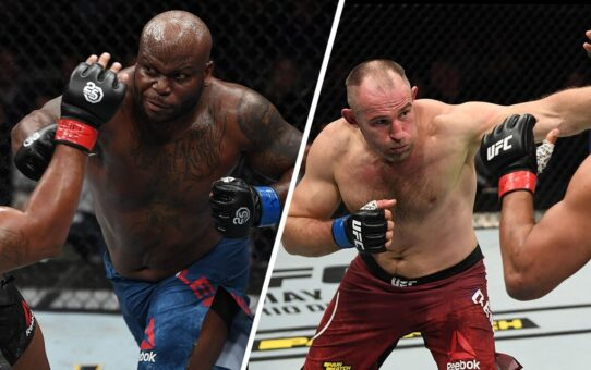 UFC Vegas 6: Lewis vs Oleinik – Preview