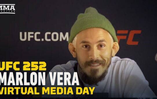 UFC 252: Marlon Vera Downplays Rivalry With Sean O'Malley: 'It's Just Part of the Business'