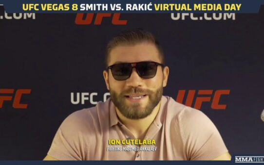 UFC Vegas 8: Ion Cutelaba Wanted Magomed Ankalaev Rematch To Show World 'Right' Fight – MMA Fighting
