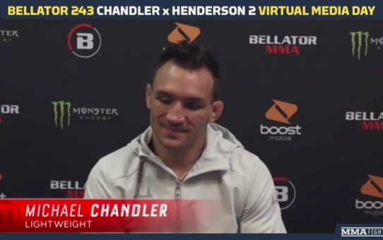 Bellator 243: Pay 'Very Important' For Michael Chandler To Re-Sign With Bellator – MMA Fighting