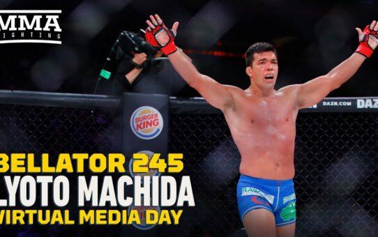 Bellator 245: Lyoto Machida Focused on Phil Davis, But Aims To Challenge Vadim Nemkov – MMA Fighting