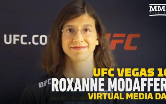 UFC Vegas 10: Roxanne Modafferi Plans To Utilize 'Roxy-Fu' In Andrea Lee Rematch – MMA Fighting