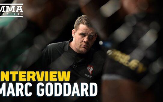 Marc Goddard Reflects On Refereeing Daniel Cormier's Final Fight, Accountability – MMA Fighting