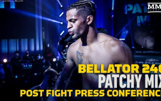 Bellator 246: Patchy Mix Down, But Not Out After Loss to Juan Archuleta – MMA Fighting