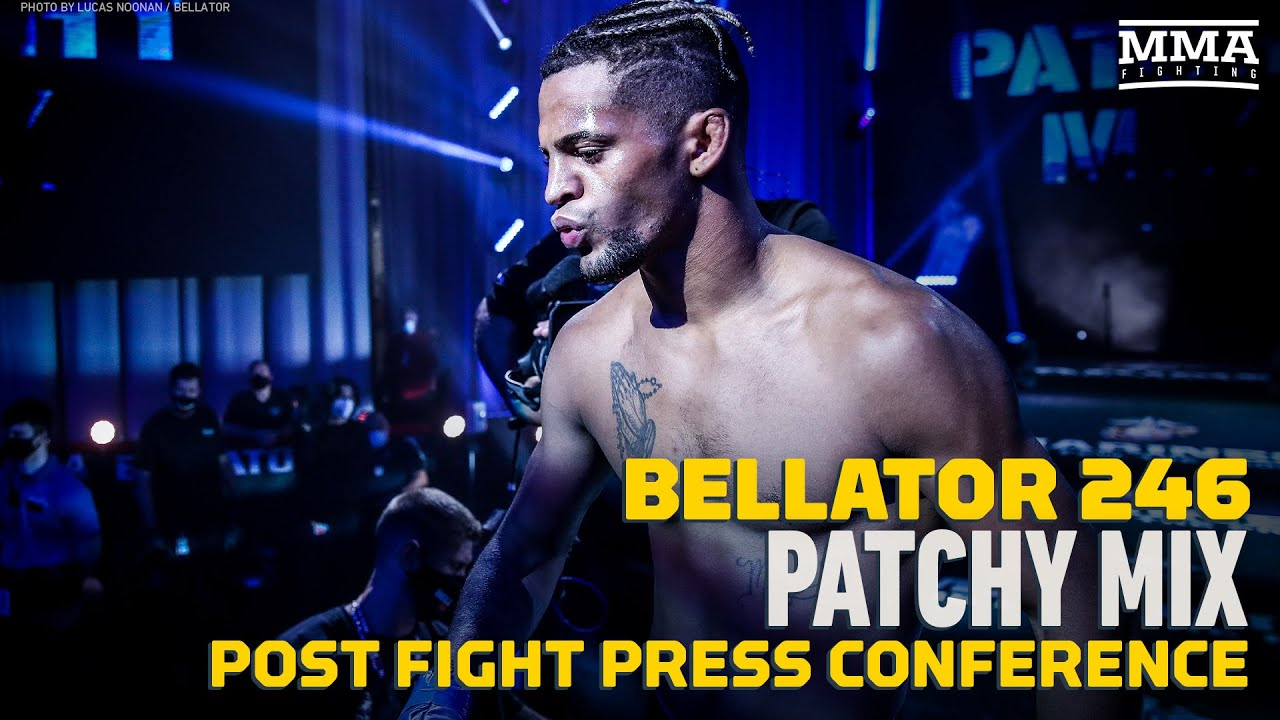 Bellator 246: Patchy Mix Down, But Not Out After Loss to Juan Archuleta - MMA Fighting