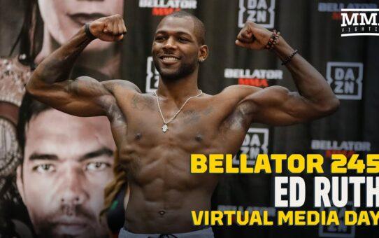 Bellator 245: Ed Ruth Got Creative, Started Playing Guitar During Lockdown – MMA Fighting
