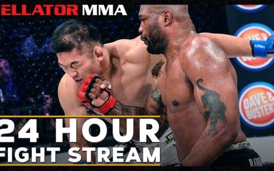 24 Hour Fight Stream | Bellator MMA
