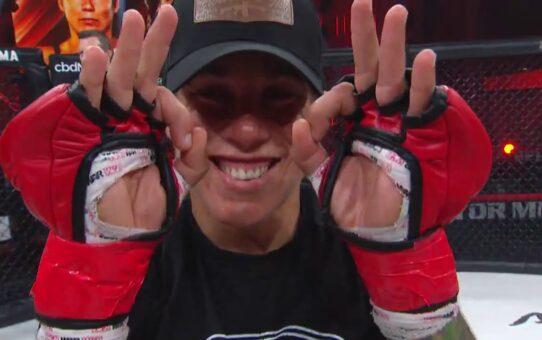 Bellator 246 Highlights: Juan Archuleta Captures Bantamweight Title – MMA Fighting