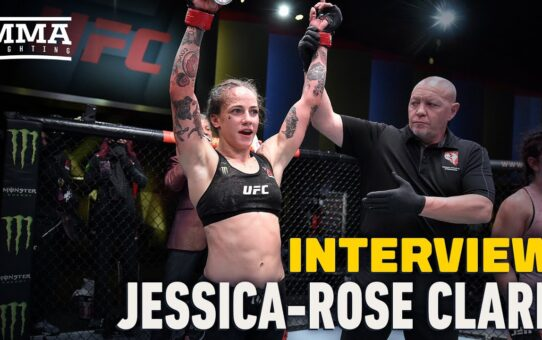Jessica-Rose Clark Talks $17.70 Bank Notice, Solar Thieves and Instagram Creeps – MMA Fighting
