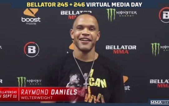 Bellator 245: Raymond Daniels Wants Kickboxing Vs. MMA Against Champ Douglas Lima – MMA Fighting