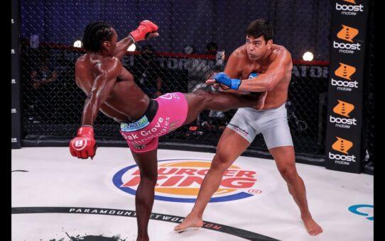 Bellator 245 Highlights: Phil Davis Edges Lyoto Machida – MMA Fighting