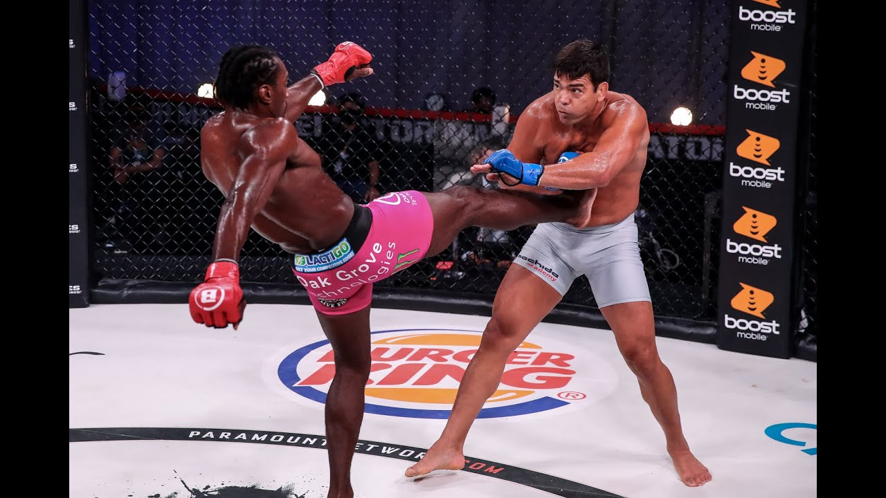 Bellator 245 Highlights: Phil Davis Edges Lyoto Machida - MMA Fighting