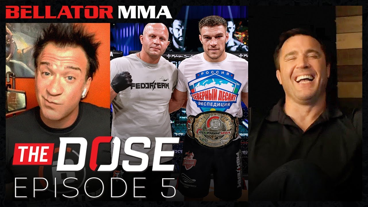 Bellator MMA Presents The Dose | Episode 5