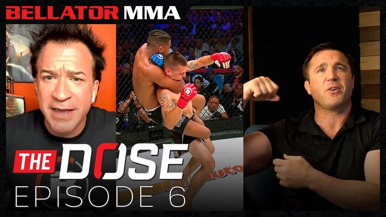 Bellator MMA Presents The Dose   Episode 6