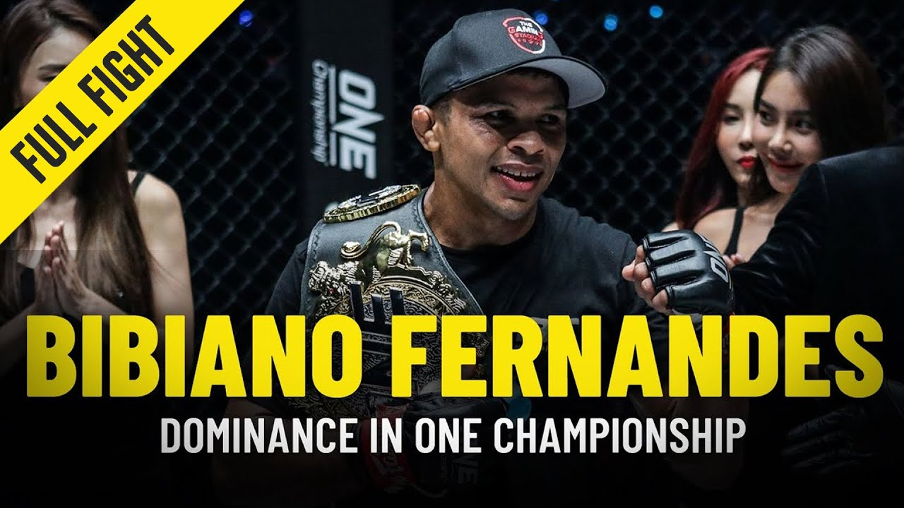 Bibiano Fernandes' Turning Point | ONE Full Fight & Feature
