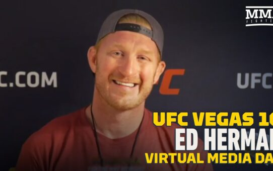 UFC Vegas 10: With Canceled Fights, Riots and Fires, Ed Herman's 2020 'Pretty F*cked' – MMA Fighting