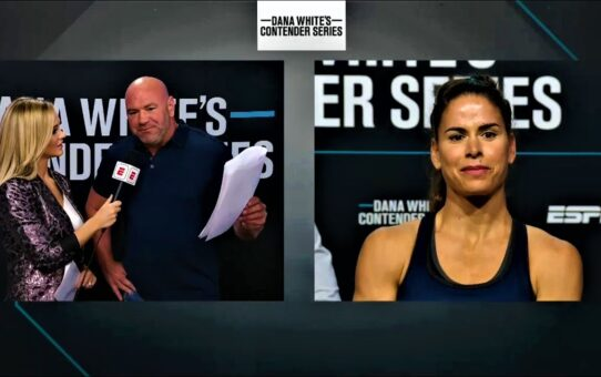 Dana White Announces Contract Winners | Week 7 – Contender Series Season 4