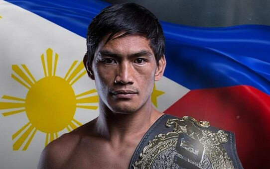 Eduard Folayang's Greatest Hits In ONE Championship