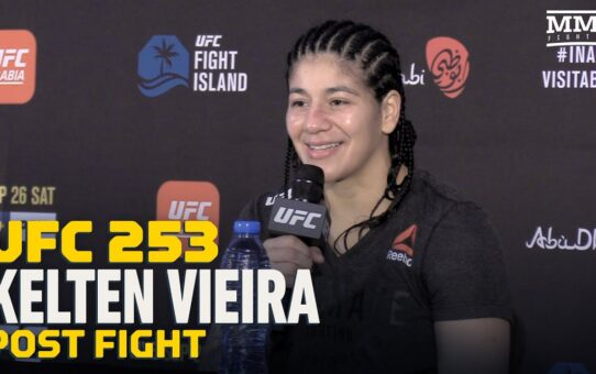 UFC 253: Ketlen Vieira Believes Win Over Sijara Eubanks Moves Her Back Into Top-5 – MMA Fighting