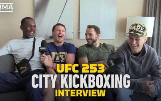 UFC 253: Israel Adesanya, Brad Riddell, Shane Young, Kai Kara-France Exclusive – MMA Fighting