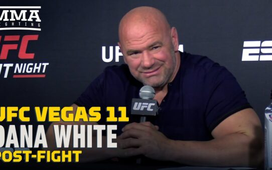Dana White: Tyron Woodley, Cowboy Cerrone Might Have Fought in UFC for Final Time – MMA Fighting