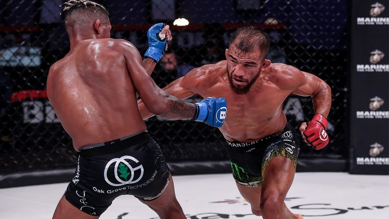 Highlights | Bellator 246: Archuleta vs. Mix | Bellator MMA