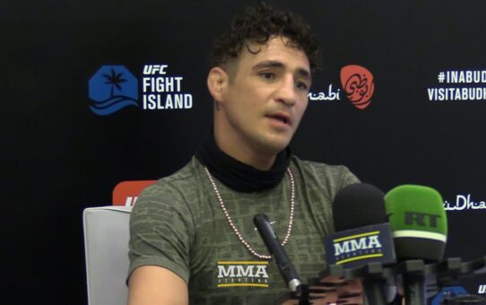 UFC 253: Diego Sanchez Wants to Close Career Against Conor McGregor – MMA Fighting