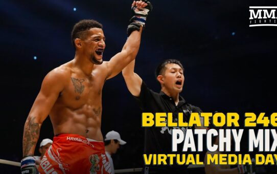 Bellator 246: Patchy Mix Says Juan Archuleta Has Years On Him, But He's Got Youth – MMA Fighting
