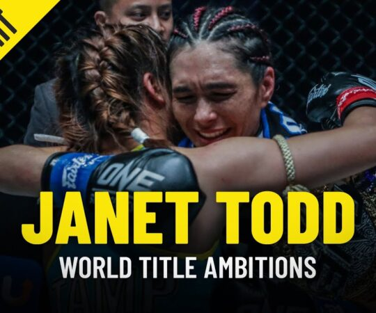 Janet Todd's Turning Point | ONE Full Fight & Feature