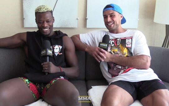 "City Kickboxing Standouts Mike ""Blood"" Diamond and Carlos Ulberg – MMA Fighting"