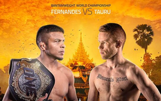 ONE Championship: KINGDOM OF WARRIORS | ONE@Home Event Replay