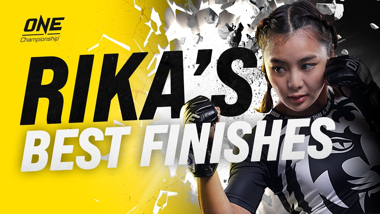 Rika Ishige's Best Finishes In ONE Championship