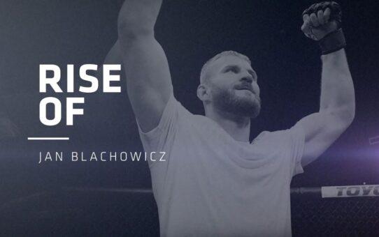 Rise Of Jan Blachowicz