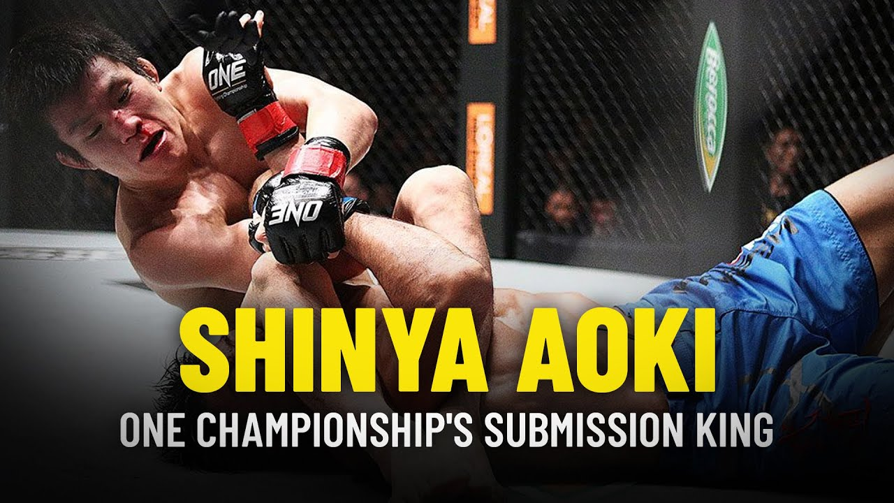 Shinya Aoki: ONE Championship's Submission King