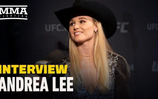 Andrea Lee Feels Consecutive Losses 'Makes Me More Dangerous' Ahead Of UFC Vegas 10 – MMA Fighting